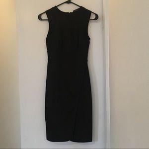 Marc New York Black Sheath Work Dress